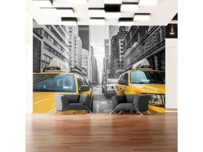 Fototapeta - New York taxi