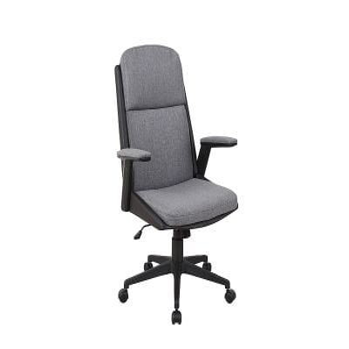 Fotel biurowy Q-333 szary/czarny
