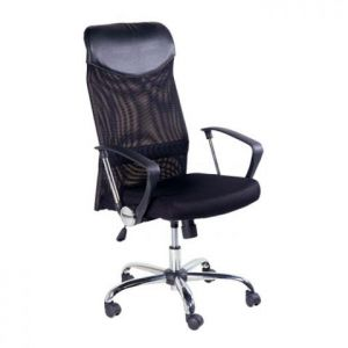 Fotel Q-025 czarny