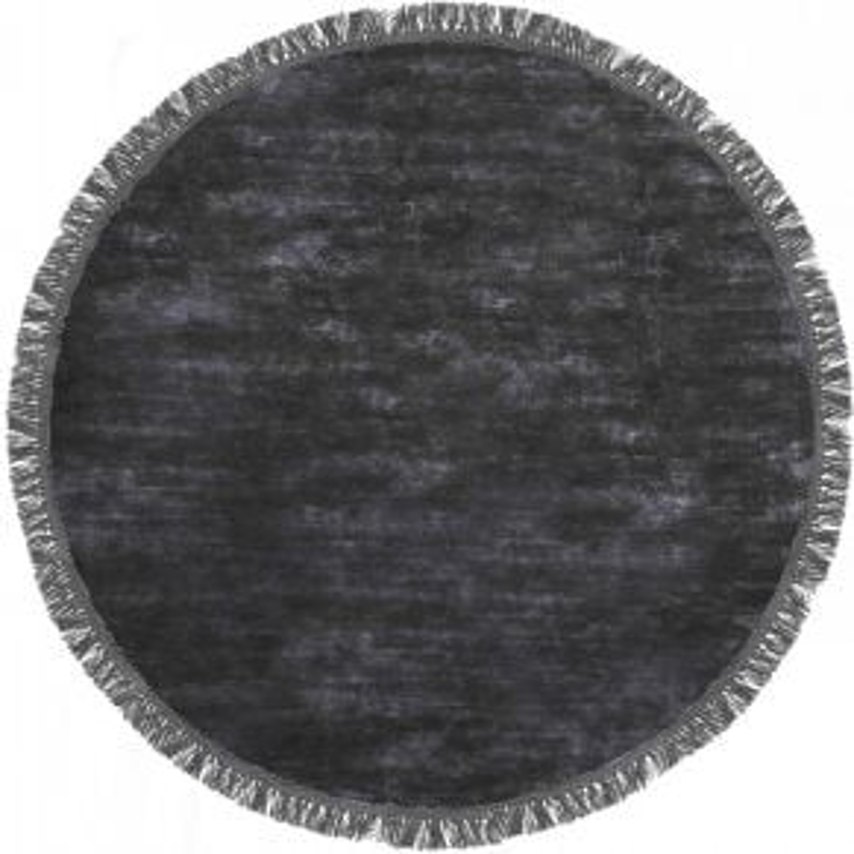 Dywan LUNA MIDNIGHT 200x200 czarny