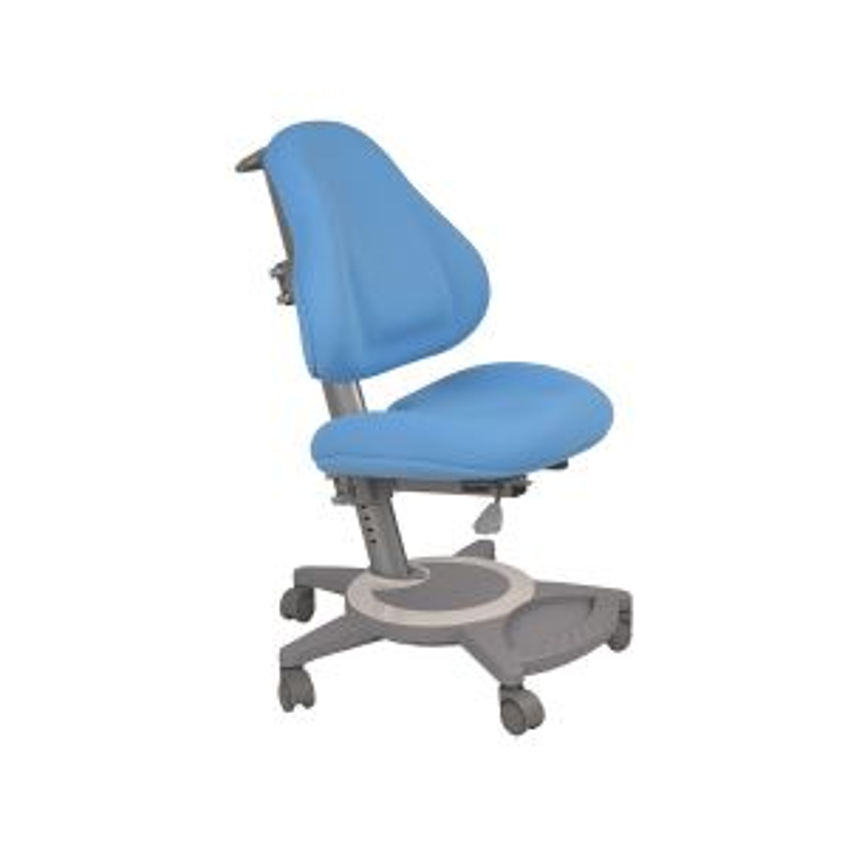 Fotel BRAVO niebieski