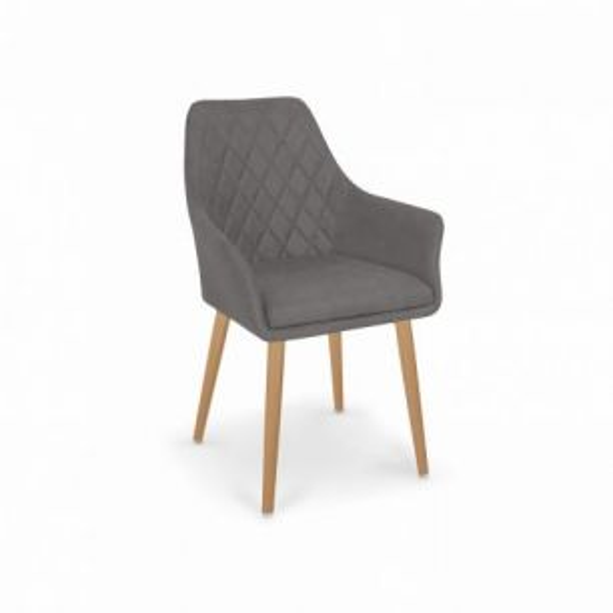 Krzesło K343 popielate