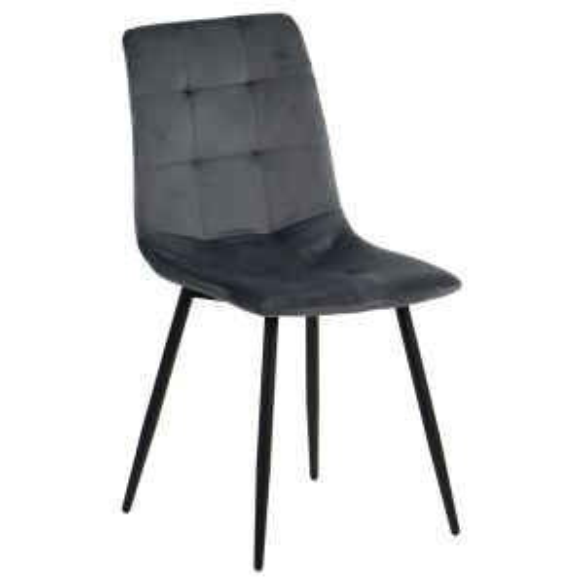 Krzesło CN-6004 szare