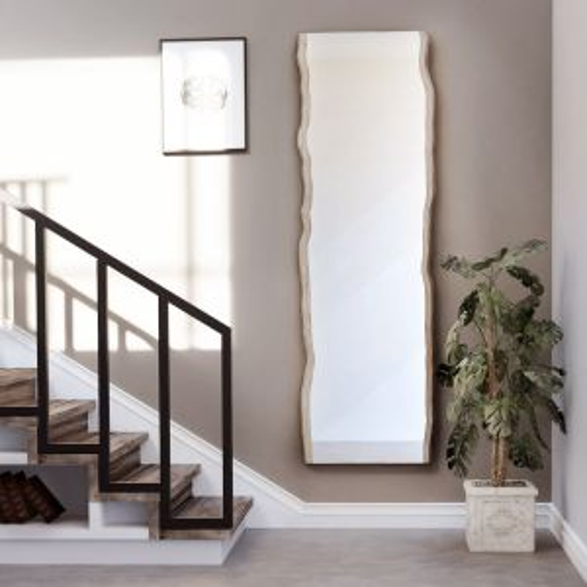Lustro dekoracyjne LARGE DUNE 155x50