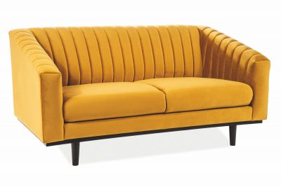 Sofa ASPREY VELVET 2 curry